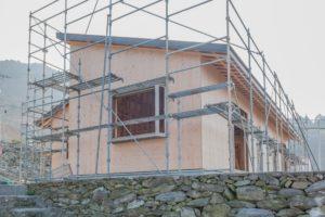 外壁下地構造用合板