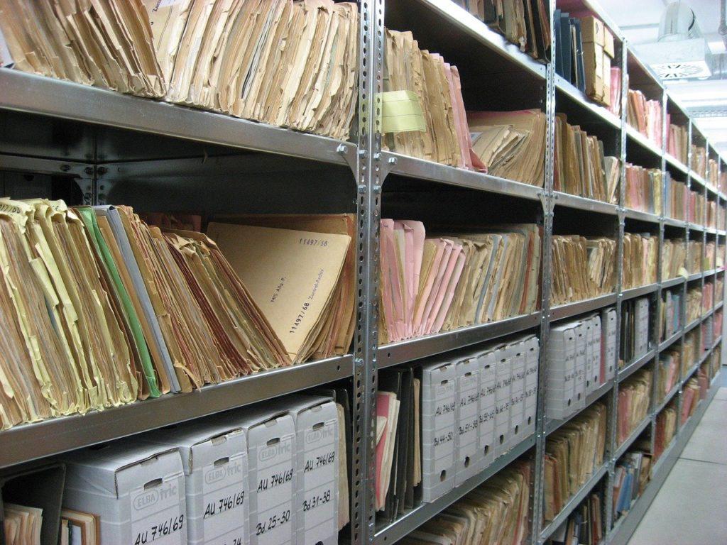 膨大なファイル